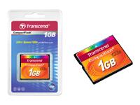 Transcend Cartes Flash TS1GCF133