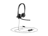 Logitech USB Headset H570e - casque