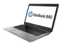"""HP EliteBook 840 G1 - Core i5 4310U / 2 GHz - Win 7 Pro 64-bit (includes Win 8 Pro License) - 16 GB RAM - 500 GB HDD - 14"""" TN 1366 x 768 (HD) - HD Graphics 4400 - kbd: US"""