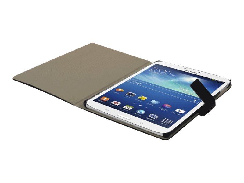 PORT MANILLE - Coque de protection pour Samsung Galaxy Tab 3 (8 po) - noir