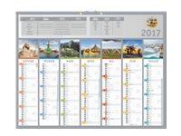 CBG Planète - bank calendar