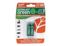 UltraLast Green ULGHP2AAA