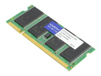 AddOn 512MB DDR-333MHz SODIMM for Toshiba KTT3311A/512