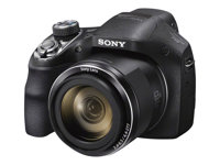 "Sony Camara H400 Negro 20.1mp/HD/63x/LCD 3""/Viewfinder/Stead"