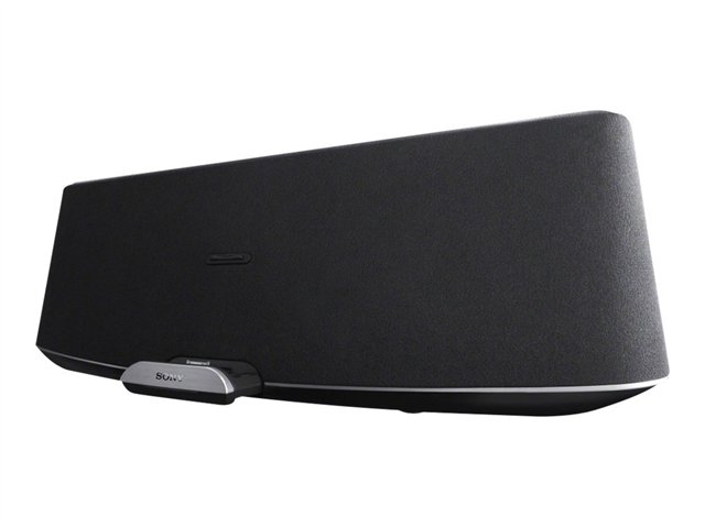 Image of Sony RDP-XA900iP - speaker dock - with Apple cradle - wireless