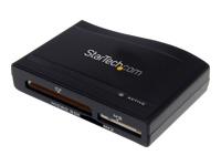 StarTech.com Lecteur Externe de Cartes Memoire Multimedia USB 3.0 - 12 en 1 - SuperSpeed