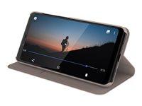 Nokia 5.1 Plus Flip Cover Cream