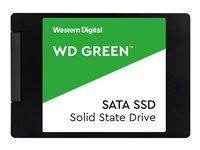 WD Green SSD WDS480G2G0A - Unidad en estado sólido - 480 GB