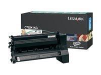 Lexmark Cartouches toner laser C782X1KG