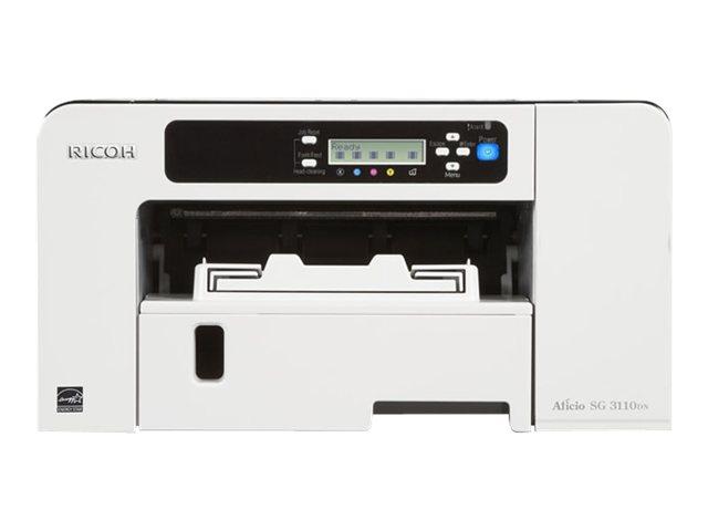 Ricoh SG 3110DN - imprimante - couleur - couleur - jet d'encre - jet d'encre