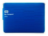 WD My Passport Ultra WDBPGC5000ABL