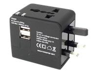 MCL Samar PS-UNI/1UZ - adaptateur secteur - 1500 Watt