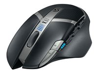 Logitech Gaming Mouse G602 - Ratón - diestro