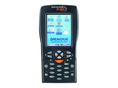 "Datalogic BlackJet 011-104-455 - Data collection terminal - Win CE 5.0 - 512 MB - 3.5"" color TFT ( 240 x 320 ) - barcode reader - Bluetooth"