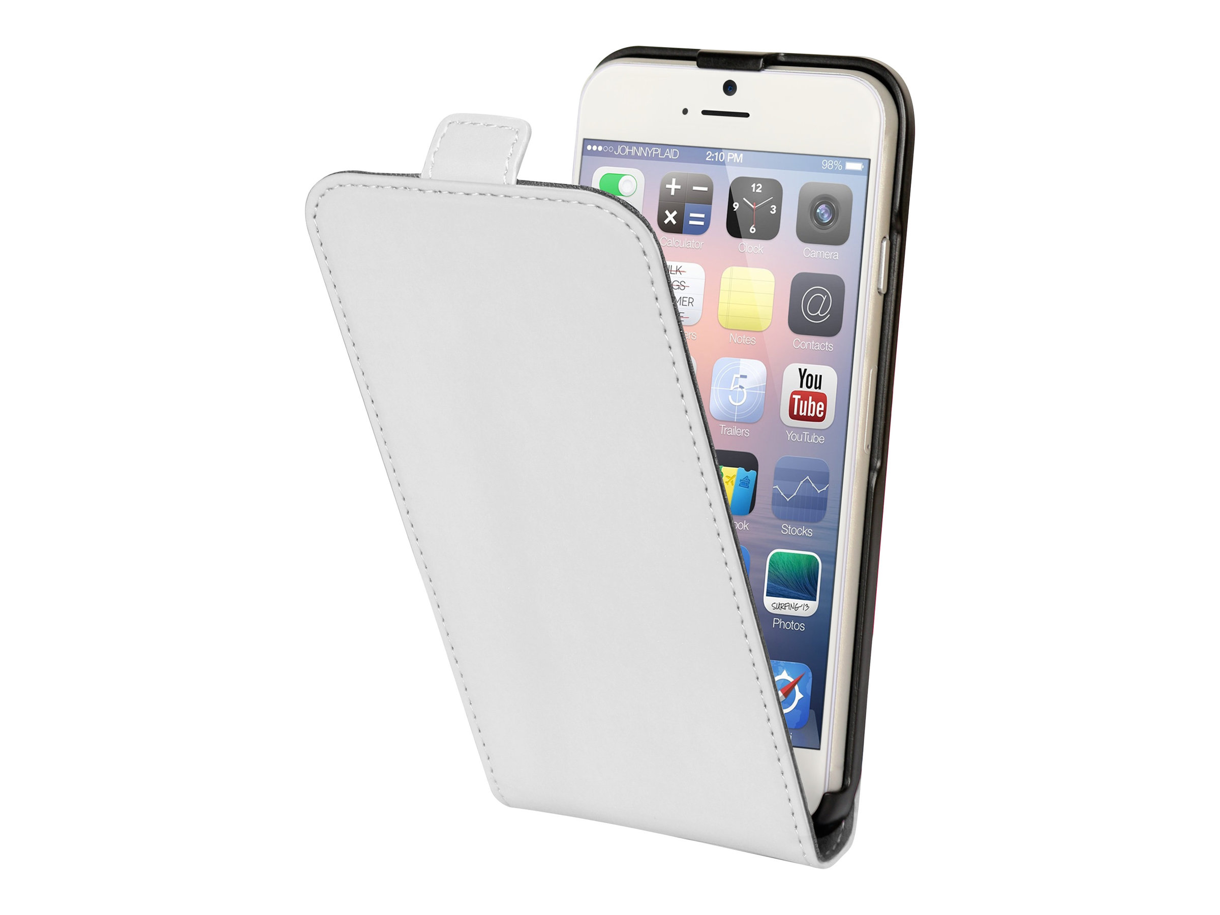Muvit Slim protection à rabat pour téléphone portable