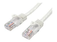 StarTech.com C�ble ethernet 45PAT1MWH