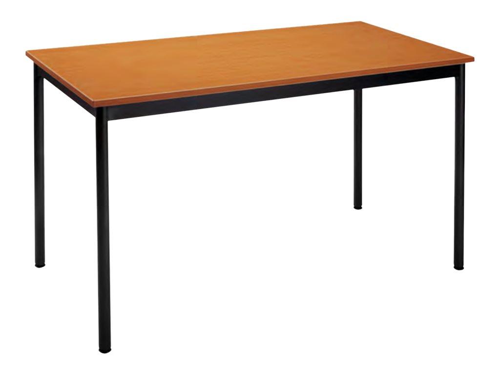Mt table de r union rectangulaire 120 cm for Bureau vallee