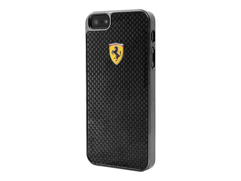 Ferrari COLLECTION CARBON SCUDERIA coque de protection pour téléphone portable