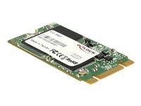 M.2 SATA 6 Gb/s SSD Industrial 128 GB S, M.2 SATA 6 Gb/s SSD Ind