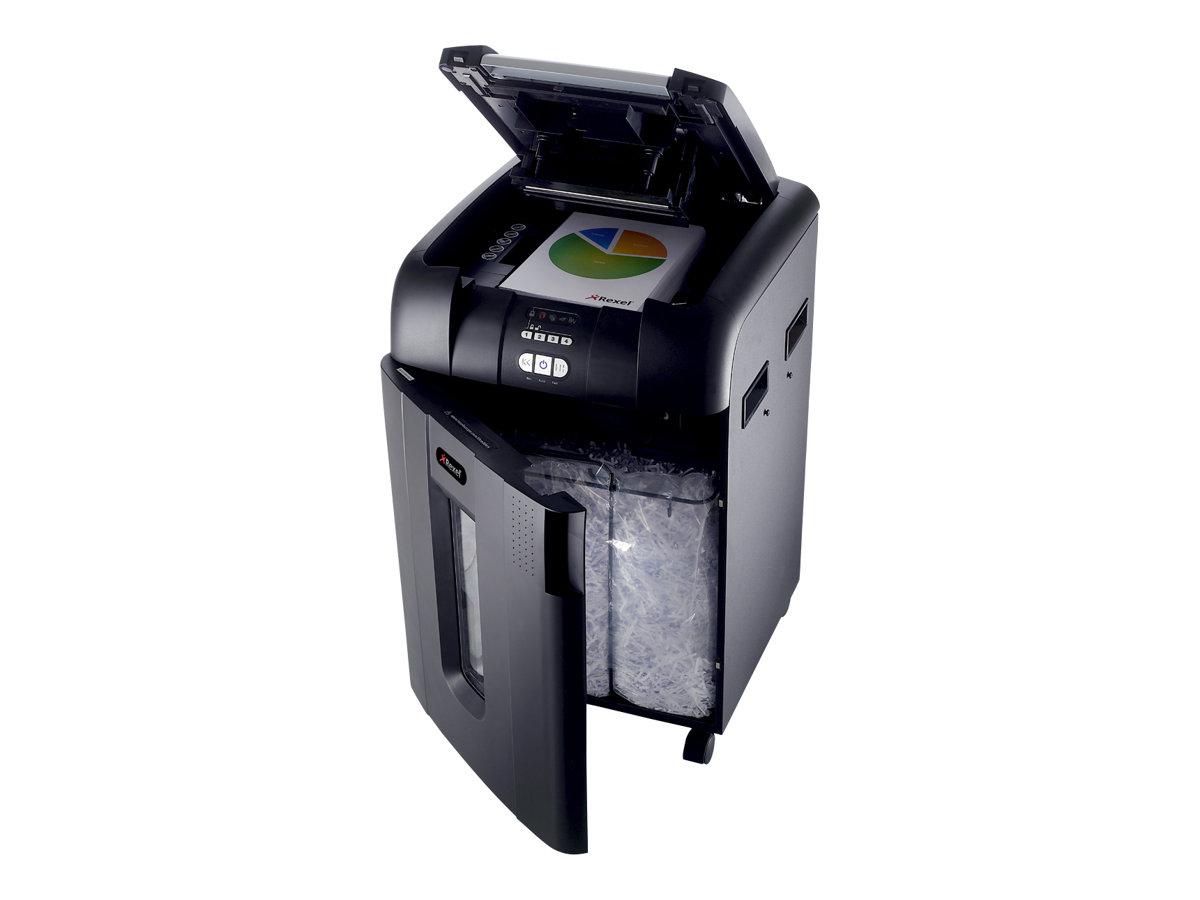 Rexel Stack & Shred Auto +500 - destructeur de documents