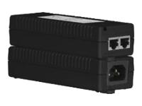 AMX PS-POE-AF-TC - PoE injector - AC 100-240 V - 15.4 Watt - black - for Modero S Series MST-701
