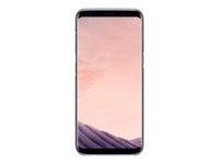 Samsung Clear Cover EF-QG950 Bagomslag til mobiltelefon violet