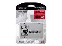 Kingston SSDNow UV400 480GB SATA - Disco Duro SSD