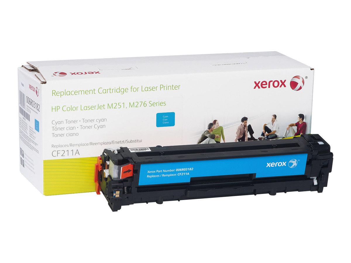 Xerox - cyan - cartouche de toner (équivalent à : HP CF211A )