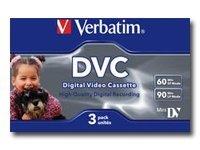 Verbatim DVC