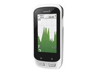 Garmin Edge 1000 Bundle GPS/GLONASS navigator cykel 3 tommer