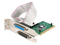 StarTech.com Cartes PCI2PECP