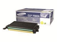 Samsung Cartouche toner CLP-Y660A/ELS