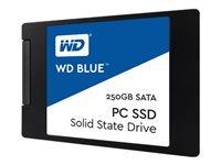 WD Blue WDS250G1B0A - Disque SSD - 250 Go - SATA 6Gb/s
