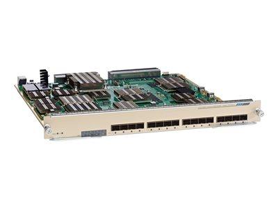Cisco Catalyst 6800 Series 10 Gigabit Ethernet Fiber Module with DFC4 - Expanzní modul - 10 GigE - 10GBase-X - pro Catalyst 6503, 6504, 6506, 6509, 6807, C6504