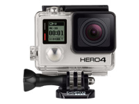 GoPro HERO4 Black Edition action-kamera monterbar 4K 12.0 MP