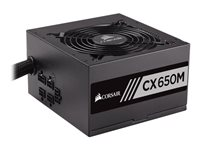 CORSAIR CX-M Series CX650M - 2015 Edition - fuente de alimentación (interna)
