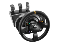 ThrustMaster TX Racing Leather Edition rat og pedalsæt kabling