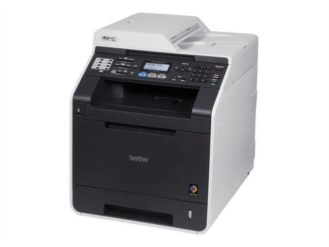 Brother Colour Laser Mfc 5-In-1