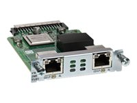 Cisco Third-Generation 2-Port T1/E1 Multiflex Trunk Voice/WAN Interface Card