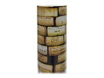 Clairefontaine Accacia corks - Papier cadeau - 70 cm x 50 m - 65 g/m² - papier