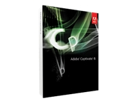 Adobe Systems Adobe Captivate - (V. 6)