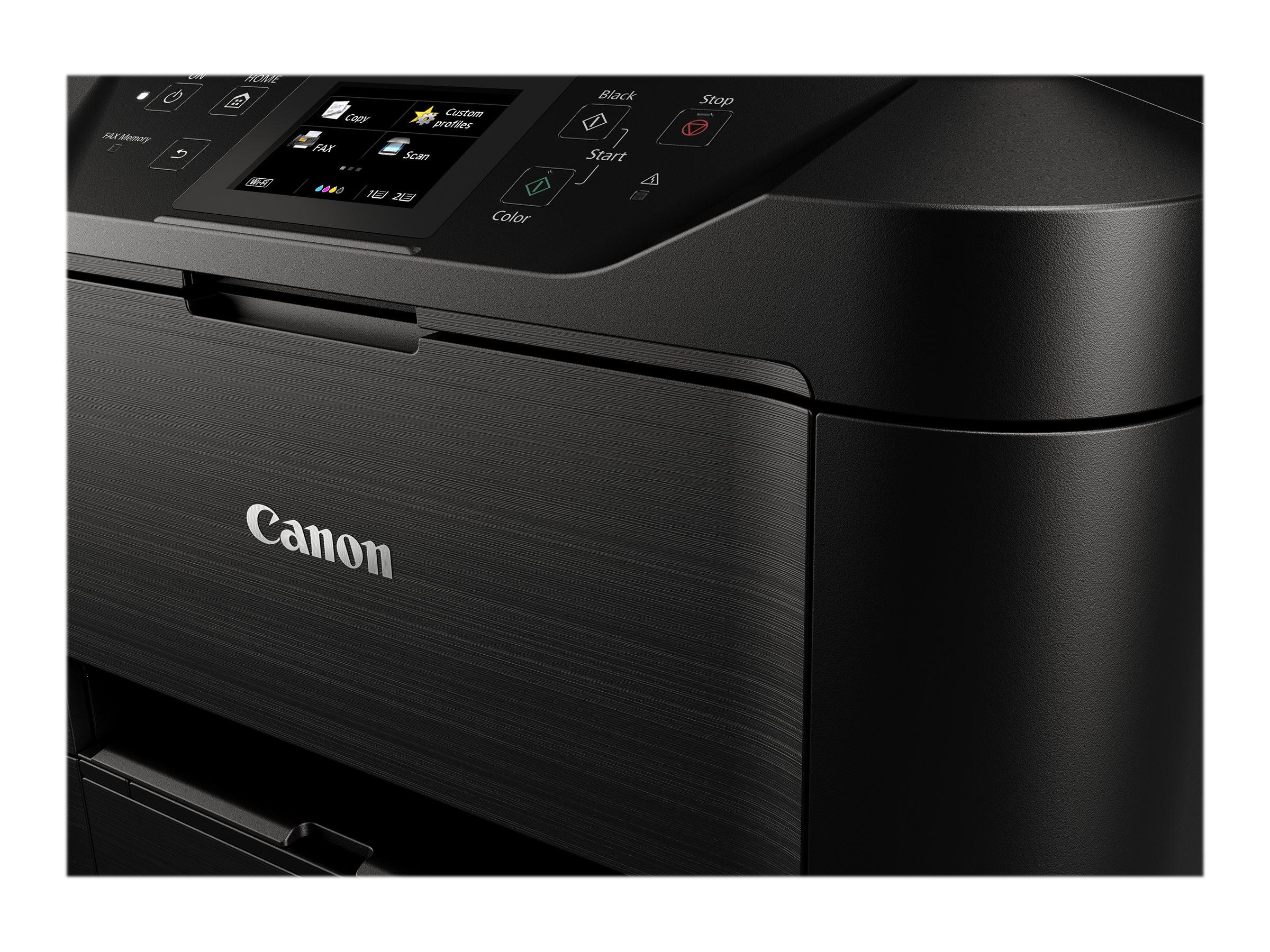 canon maxify mb5450 imprimante multifonctions couleur imprimantes jet d 39 encre. Black Bedroom Furniture Sets. Home Design Ideas