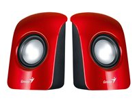 Genius SP-U115 - Speakers - for portable use
