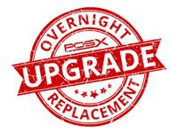Overnight Exchange Warranty Service Upgrade - Extended service agreement - replacement - 5 years - carry-in - repair time: next business day - for POS-X EVO-TM4D, ION-TM2B; EVO EVO-PC4-D2H2, PC4-D2H3, PC4-D2HN, PC4-D2U2, PC4-D2UN