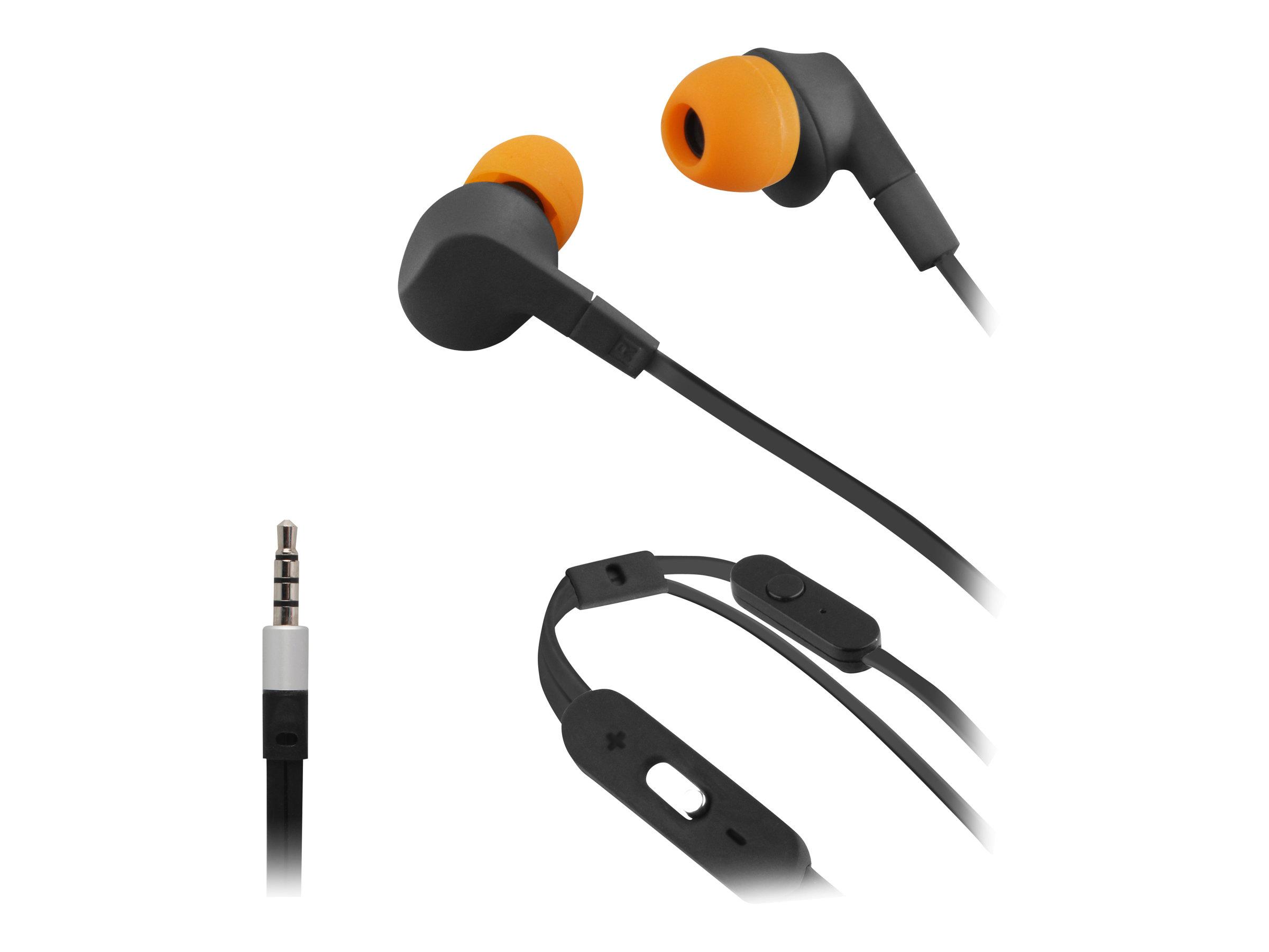 Muvit MUHPH0056 - écouteurs avec micro