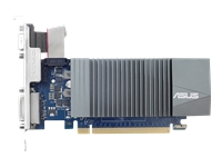 ASUS GT710-SL-1GD5 Grafikkort GF GT 710 1 GB GDDR5 PCIe 2.0