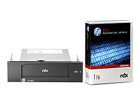 HP RDX1TB USB 3.0 Int Disk Backup System