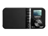 Lenco PDR-03 DAB bærbar radio