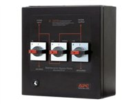 APC - ACCESSORIES APC Service Bypass PanelSBPSU10K20HC1M1-WP