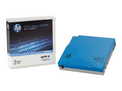 HPE - LTO Ultrium WORM x 1 - 1.5 GB - soportes de almacenamiento